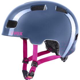UVEX HLMT 4 Mini Me Helmet Kids, azul